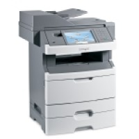 Lexmark X466DTE,  A4 Mono Multifunctional Laser Printer