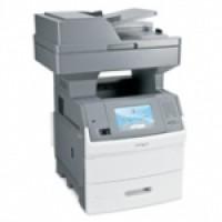 Lexmark X652de A4 Mono Multifunction Printer