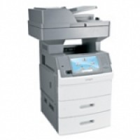 Lexmark X656 DTE A4 Mono Multifunction Printer