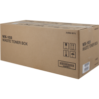 Konica Minolta A4NNWY3, Waste Toner Box, Bizhub C224, C258, C364, C368- Original