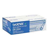Brother DR2000, Imaging Drum Unit- Black, DCP7010, 7020, HL2030, 2040, MFC7225, 7420- Original