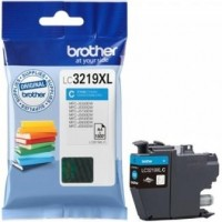 Brother LC3219XLC, Ink Cartridge HC Cyan, J5330, J5930, J6530, J6935- Original