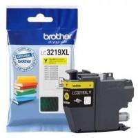 Brother LC3219XLY, Ink Cartridge HC Yellow, J5330, J5930, J6530, J6935- Original