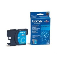 Brother LC1100HY-C, Ink Cartridge HC Cyan, DCP-6690, MFC-5890, 5895, 6490- Original