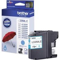 Brother LC225XLC, Ink Cartridge HC Cyan, DCP-J4120, MFC-J4420, J4620, J4625- Original