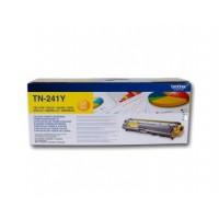 Brother TN241Y, Toner Cartridge Yellow, HL3140, MFC9140, MFC-9330CDW, DCP-9020CDW- Original