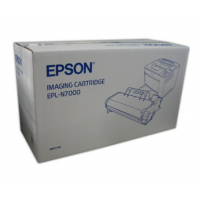 Epson C13S051100 Imaging Drum&Toner -  Black Genuine