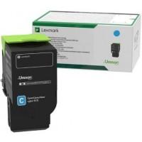 Lexmark C232HC0, Return Program Toner Cartridge HC Cyan, C2325, C2425, C2535, MC2640- Original