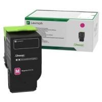 Lexmark C232HM0, Return Program Toner Cartridge HC Magenta, C2325, C2425, C2535, MC2640- Original