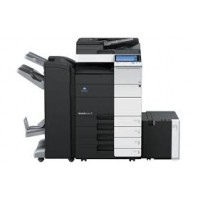 Konica Minolta bizhub C554e, Colour Multifunction Laser Printer
