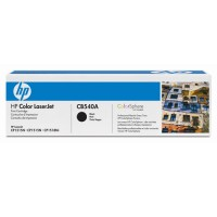 HP CB540A, Toner Cartridge- Black, CM1312, CP1215, 1217, 1514- Original