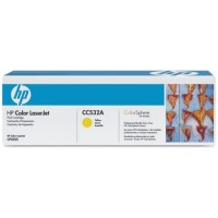 HP CC532A, Toner Cartridge Yellow, CM2320, CP2020, CP2025- Original