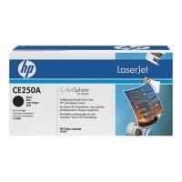 HP CE250A, Toner Cartridge- Black, CM3530, CP3520, CP3525- Original