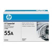HP CE255A, Toner Cartridge Black, P3015- Original