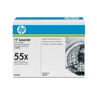 HP CE255X, Toner Cartridge HC Black, Pro M521, M525, P3015 - Original
