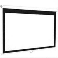 Euroscreen CEL1817-W-UK Connect Electric Projection Screen