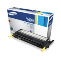 Samsung CLP310, CLP315, CLX3170, CLX3175 Toner Cartridge - Yellow Genuine (CLT-Y4092S)