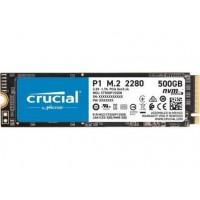 Crucial CT500P1SSD8, P1 M.2 500 GB PCI Express 3.0 NVMe