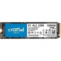 Crucial CT1000P1SSD8, P1 M.2 1000 GB PCI Express 3.0 NVMe