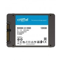"Crucial CT120BX500SSD1, BX500 2.5"" 120 GB Serial ATA III"