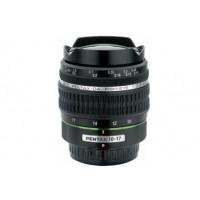 Pentax DA 10-17mm Fish-eye F3.5-4.5 ED