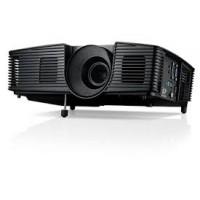 Dell P318S, 3D, 3200 ANSI Lumens, DLP SVGA Projector Black
