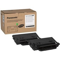 Panasonic DQ-TCC008-XD, Toner Cartridge Black Twin Pack, DP-MB310, MB311- Original