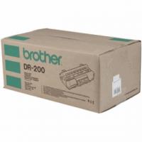 Brother FAX8000, FAX8060, FAX8200, FAX8250, FAX8650, HL720, HL730, HL760, MFC9000, MFC9050, MFC9060, MFC9060, MFC9550 Imaging Drum Unit - Black Genuine (DR200)