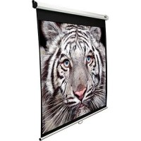 Elite M100XWH Manual Pull Down Projector Screen