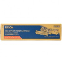 Epson C13S050555, Toner Cartridge HC Magenta, C1600, CX16- Original