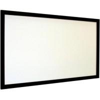 Euroscreen V275-W Frame Vision Light Fixed Frame Projection Screen
