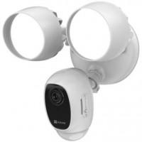 EZVIZ CS-LC1C-A0-1F2WPFRL, FloodLight camera, 2.8mm (WHITE) Night Vision up to 25m