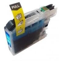 Brother G+G LC225XLC,  Ink Cartridge HC Cyan, J4420, J4625, MFC5320, MFC5620- Compatible
