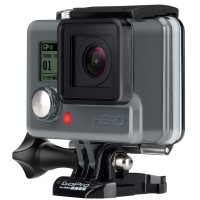 GoPro HERO Action Camera Waterproof Sport Edition Silver Helmet