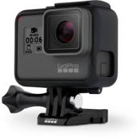 GoPro HERO CHDHX-601, 6 Action Camera- Black