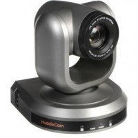 HuddleCamHD HC10X-GY-G3, 10X USB 3.0 1080p PTZ Conference Camera- Grey