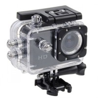 Full HD 1080P, WiFi 12.0MP, Waterproof Sports Action Camera Motor Helmet Cam DV UK