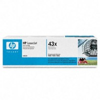 HP C8543X, Toner Cartridge HC Black, Laserjet 9000, 9040, 9050, 9060- Original