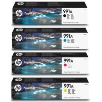HP 991A, Ink Cartridge Multipack, Pro 750, 772, 777- Original