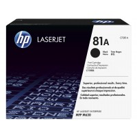 HP CF281A, Toner Cartridge Black, M604, M605, M630- Original
