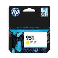 HP CN052AE, Ink Cartridge Yellow, Officejet Pro 8100, 8600, 8610, 8615- Original
