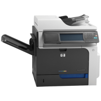 HP Color LaserJet Enterprise CM4540 Multifunctional Printer