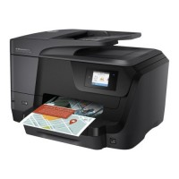 HP Officejet Pro 8718, Wireless Inkjet Printer