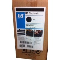 HP Q4012B, Elecroink Black, Indigo Digital Press 3000, 4000, 5000- Original