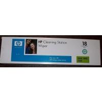 HP Q5201A, Cleaning Station Wiper x 18, Indigo 3000, 4000, 5000- Original