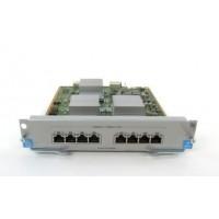 HPE J9546A, 8 Port 10GBT V2 ZL-Module