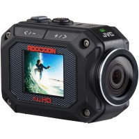 JVC Adixxion GC-XA2, Camcorder- Black