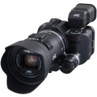 JVC GC-PX100, HD Memory Camcorder