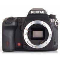 Pentax K-5 lls Digital SLR Camera Black (Only Body)