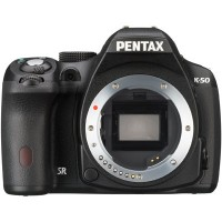 Pentax K-50 Digital SLR Camera (Body)